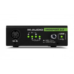M-Audio MIDISport2x2 Anniversary Edition