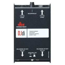 DBX DJ DI