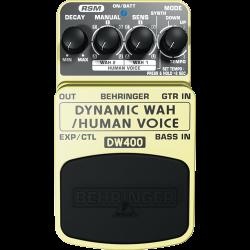 Wah/Human voice